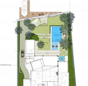 BLEU special event planting plan